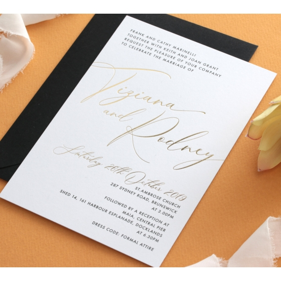 triplex_wedding_card_gold_foil