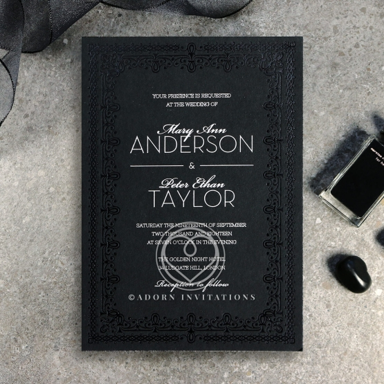 black-on-black-victorian-luxe-wedding-card-PWI117200