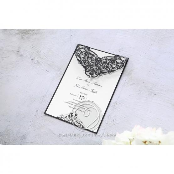 elegance-encapsulated-laser-cut-black-wedding-invitation-design-PWI114009-WH