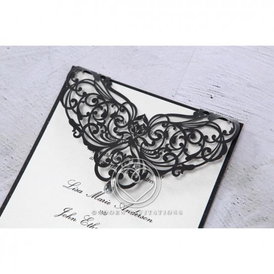elegance-encapsulated-laser-cut-black-wedding-invite-design-PWI114009-WH