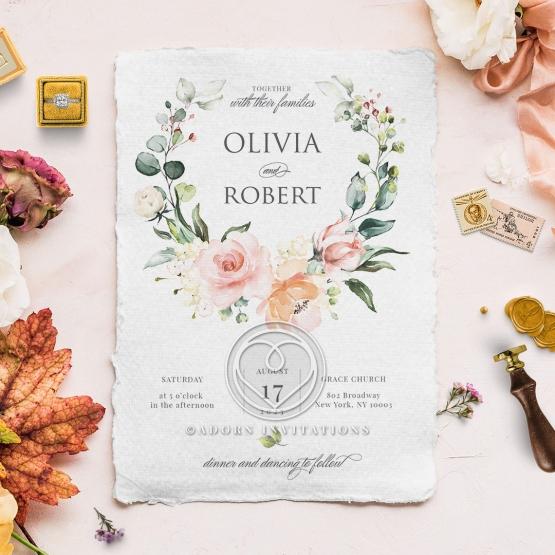 Garden Party Stunning invitation card