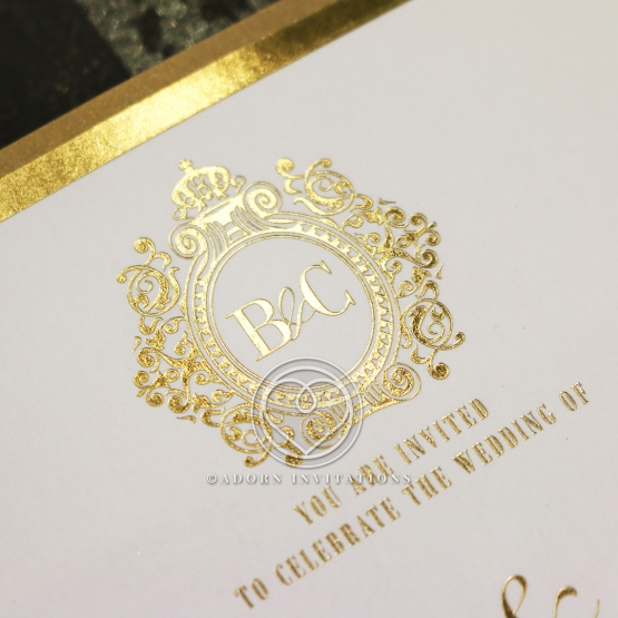 gold-foil-baroque-gates-wedding-card-design-WB13109-F