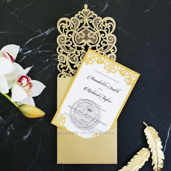 golden-baroque-pocket-wedding-invitation-card-design-WB150100