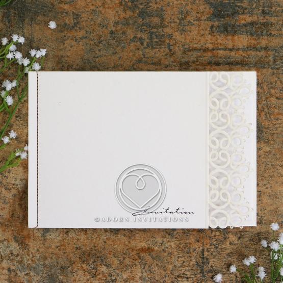 Pure Charm Invite Design