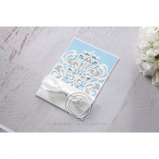 romantic-white-laser-cut-half-pocket-wedding-card-design-PWI114081-BL