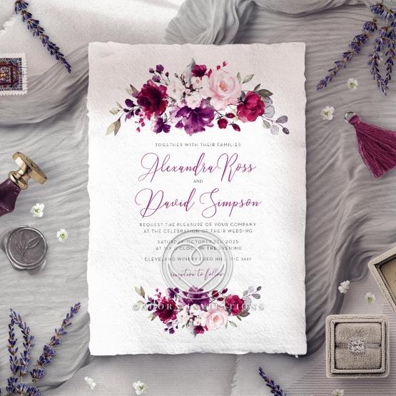 Their Fairy Tale Invitation Card