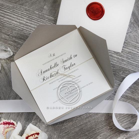 unique-grey-pocket-with-regal-stamp-wedding-invite-card-HB14016
