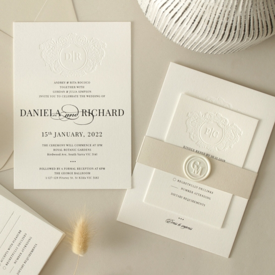 wedding_invitation_set_black_foil_letterpress_wax_seal