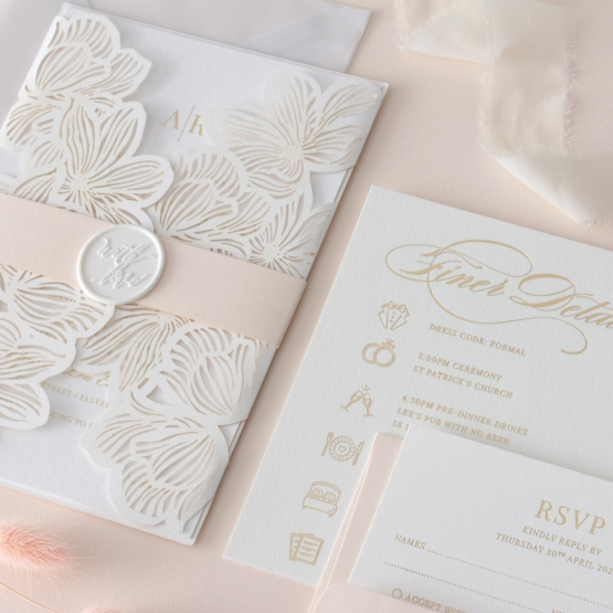 wedding_invite_floral_and_foil_with_enclosure_cards