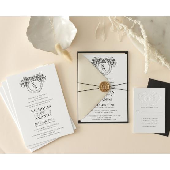 wedding_stationery_black_and_white