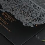 Intricate Royal Lace Half Fold - Wedding Invitations - PWI116142-F-GK-7610 - 178327