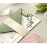 Gold Glam Greenery - Wedding Invitations - WP-CP02-GG-01 - 179090
