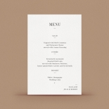 Black Ink Menu Card - Gift Tags - DM116092-GW-GG-2 - 178721