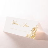 Imperial Glamour with Foil place card