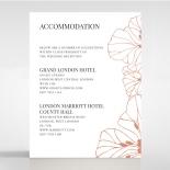 Grand Flora accommodation invitation