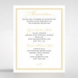 Royal Lace wedding accommodation invite card design