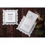 Everly anniversary invitation card design