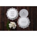 Traditional Romance anniversary party invitation card design