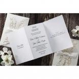 Everlasting Love corporate invite card design