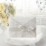 Exquisite Floral Pocket corporate invitation