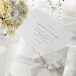 Exquisite Floral Pocket corporate invitation design