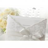 Exquisite Floral Pocket corporate invite