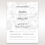 Exquisite Floral Pocket corporate invite design