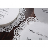 Traditional Romance corporate party invite card