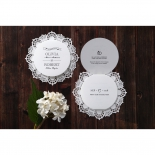 Traditional Romance corporate party invitation card