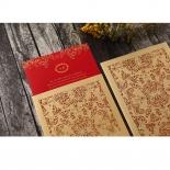 Golden Charisma corporate invitation design