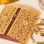 Imperial Glamour corporate party Card Beautifully Design