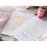 Monogram and Foil Triplex Elegance -  - WP-TP02-MG-01-7641 - 178622