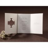 Vintage Elegance engagement party invitation
