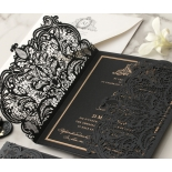 Lux Royal Lace with Foil - Wedding Invitations - PWI116142-F-GK - 178762