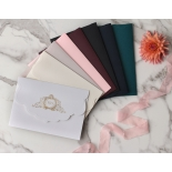 Opulent Burgundy and Gold Pocket  - Wedding Invitations - BP-SOLPW-TR30-GG-02 - 178589