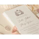 Royal Crest - Wedding Invitations - DWI1190027 - 178993