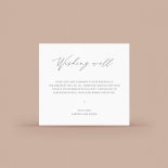 Full Colour Wishing Well Card - Place Cards - WD-KI300-CP-02 - 178668