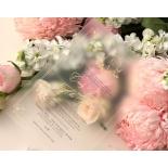 Regal in Gold Acrylic - Wedding Invitations - ACR-FLBL-FR-1 - 179006