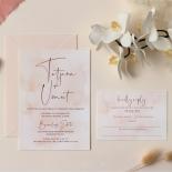 Romantic Blush - Wedding Invitations - GI-KI300-CP-06 - 178686