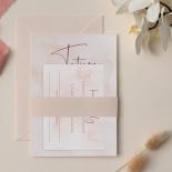 Romantic Blush - Wedding Invitations - GI-KI300-CP-06 - 178685