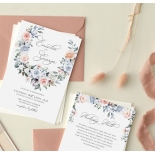 Lovely Blooms Garland - Wedding Invitations - GI-TI300-CP-10 - 178982