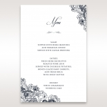 Imperial Glamour without Foil reception table menu card