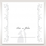 Bridal Romance table place card stationery item