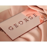Mirror Laser Cut Names - Place Cards - LC-NAMECARD_MI-G - 178716