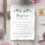 Country Garland rsvp