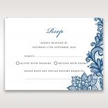 Noble Elegance rsvp enclosure card