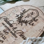 Announcing Regally Forever save the date card