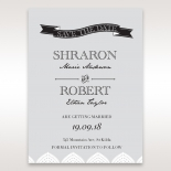 Everly wedding save the date stationery card item
