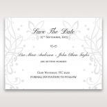 Soul Mate save the date wedding card design