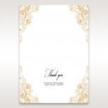 Imperial Glamour without Foil thank you card